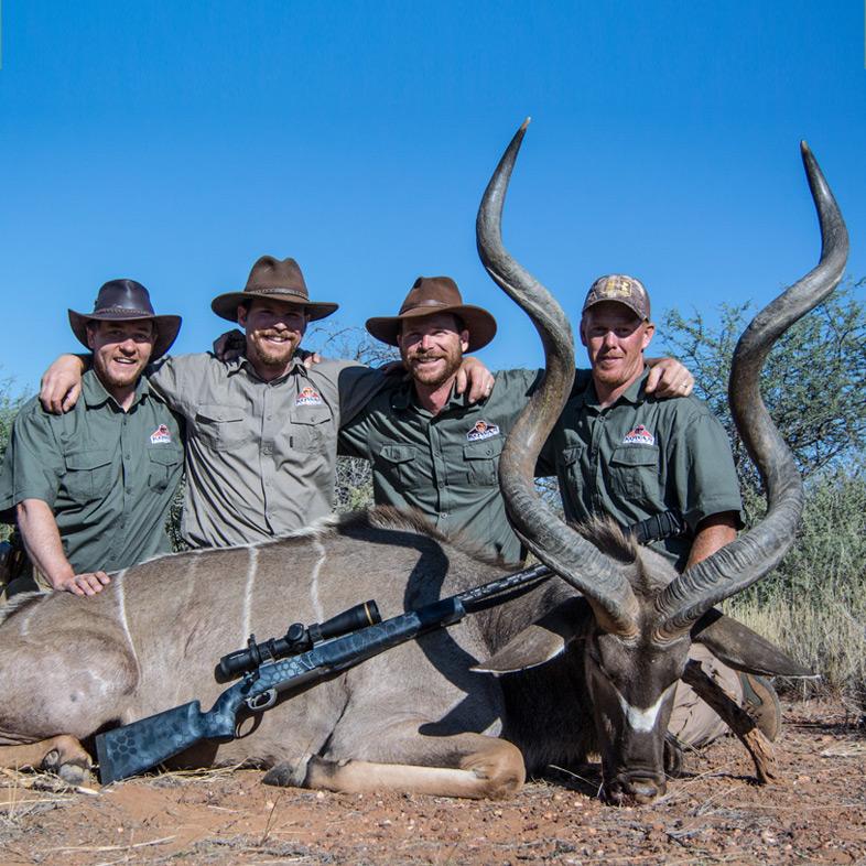 Plains Game Hunting