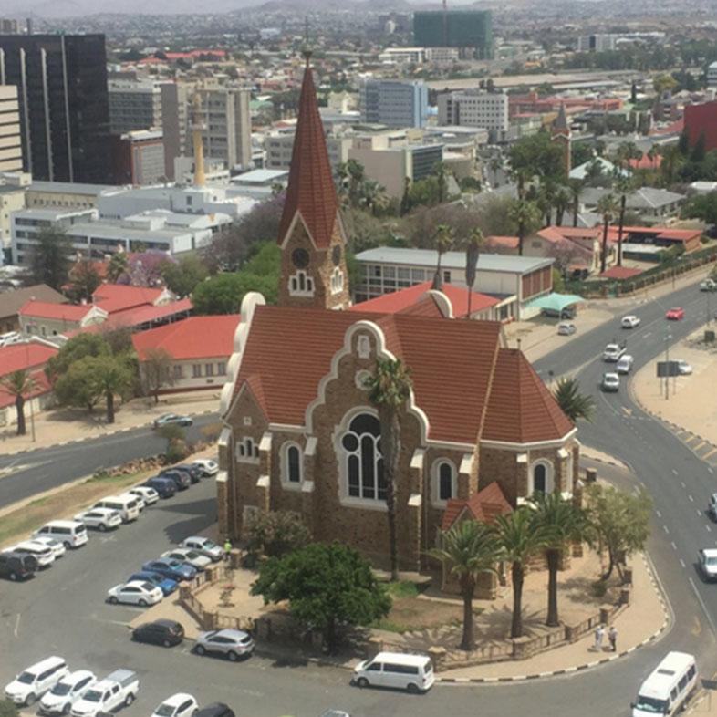 Shopping in Windhoek
